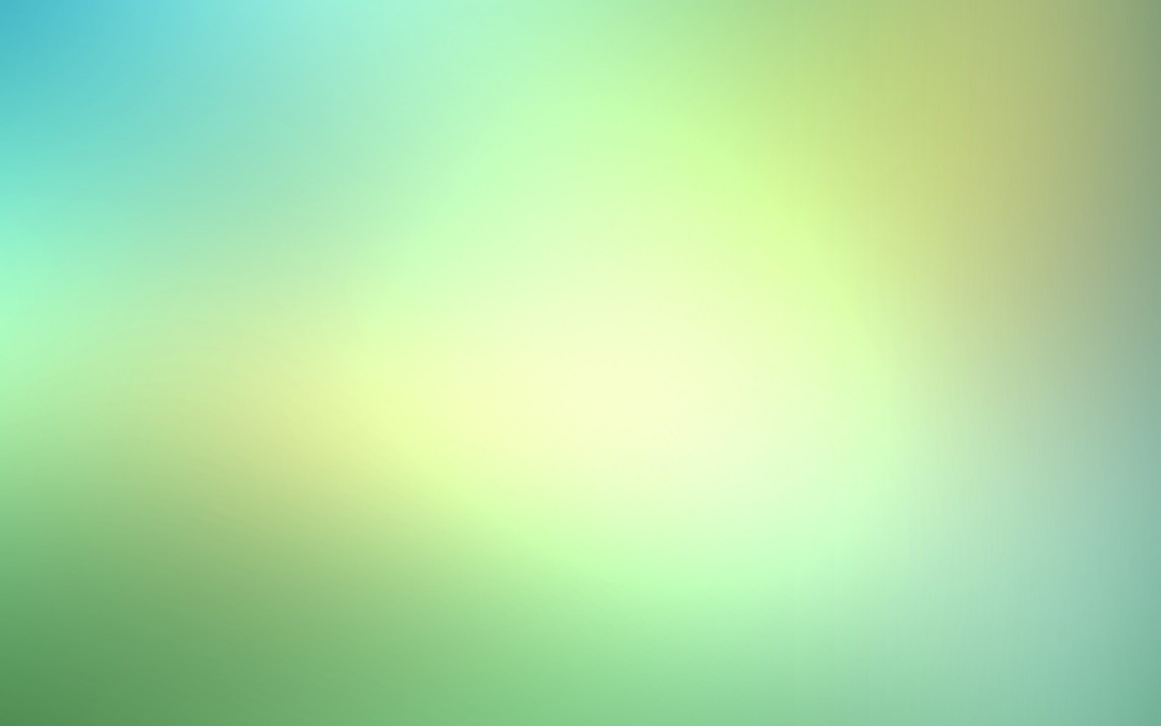 1680x1050 Wallpaper green, light, spot