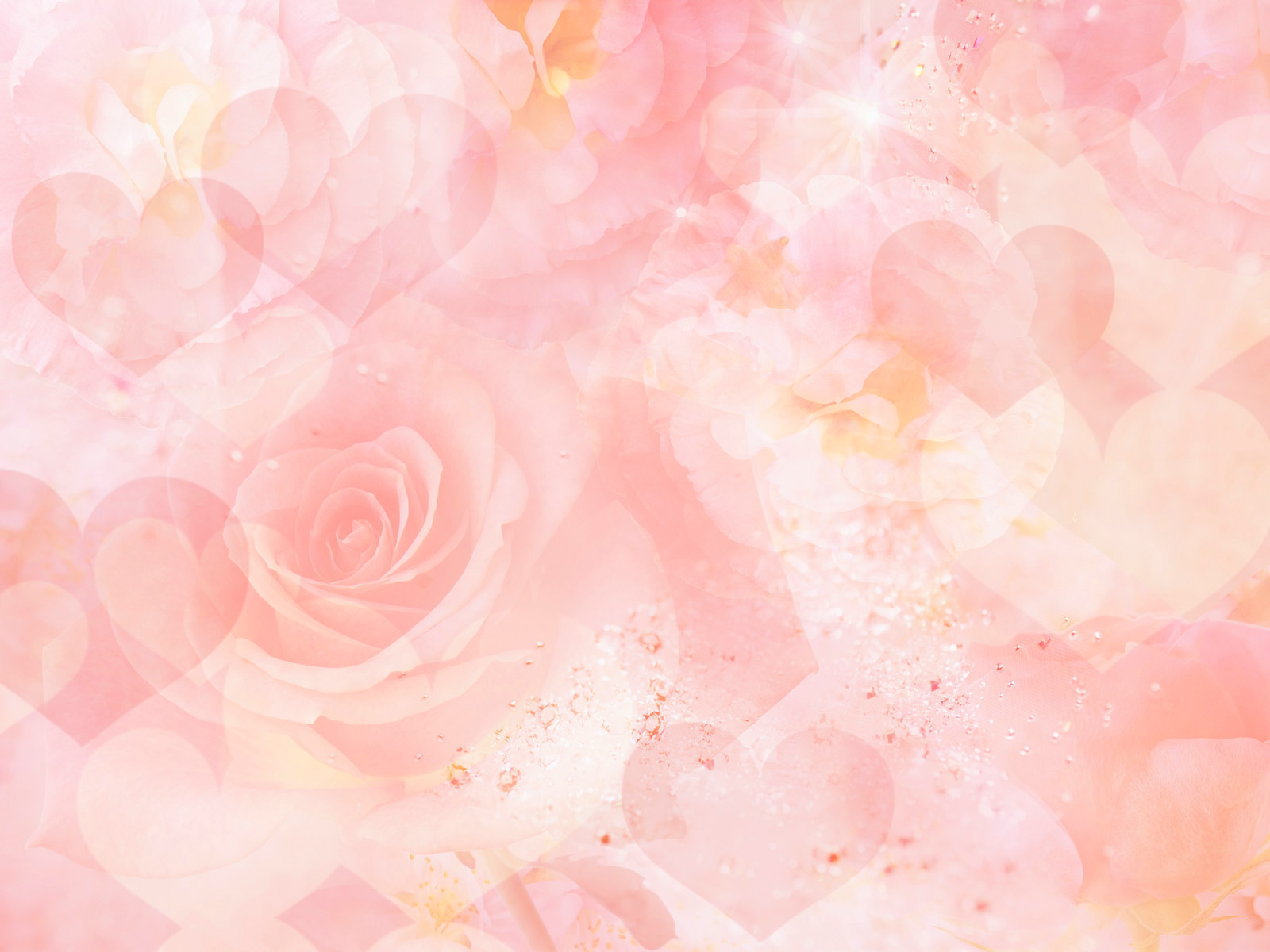 light pink flower wallpaper - photo #20