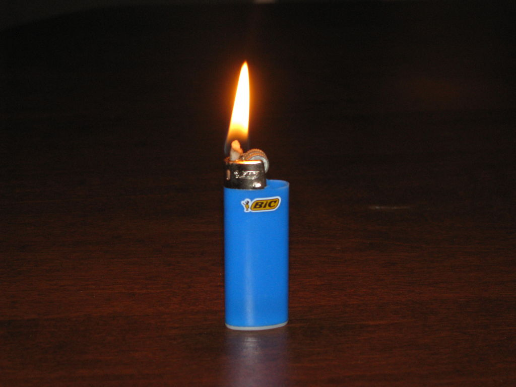 Do you have any empty lighters laying around? Always thought you could make something with them but never knew what? Now you have you solution!