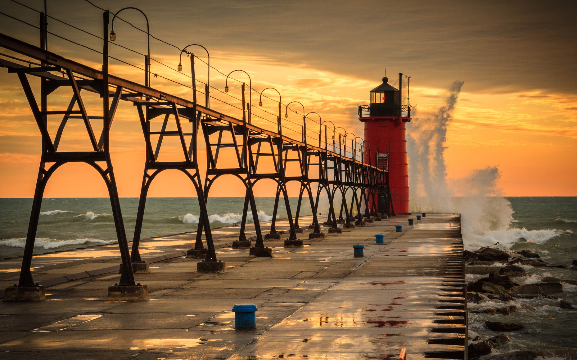 Lighthouse south haven