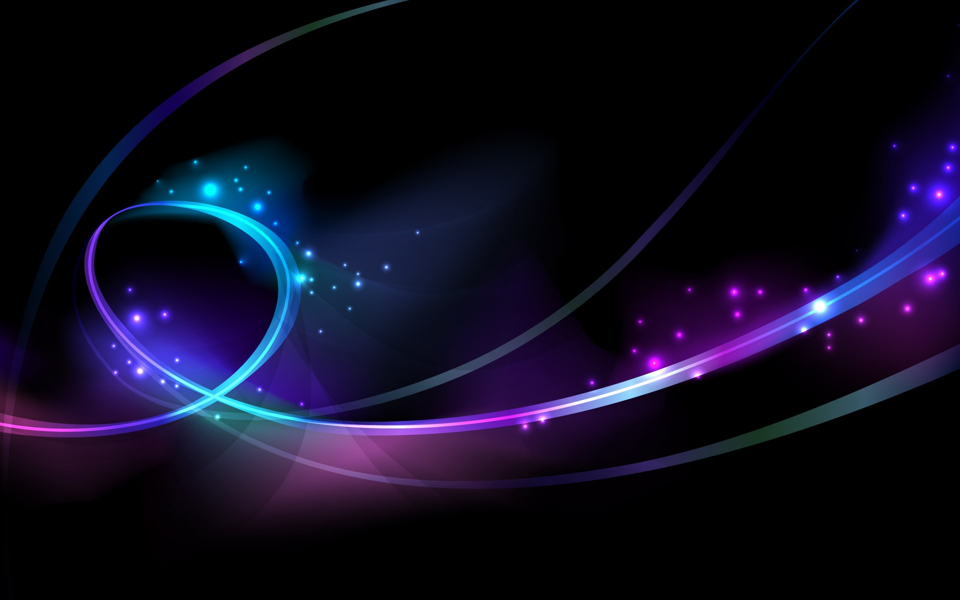 45 Beautiful Examples Of Light Effect Wallpapers