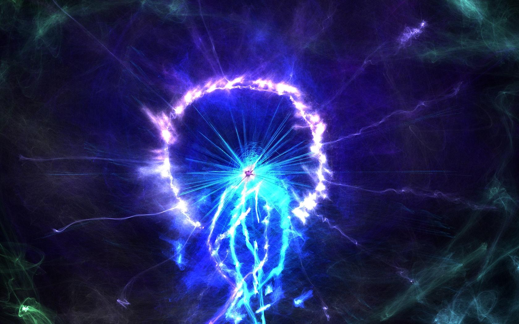 ... Lightning Ball ...