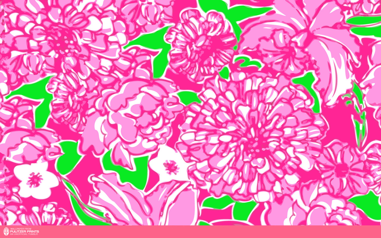 images of an unofficial collection of lilly pulitzer prints wallpaper