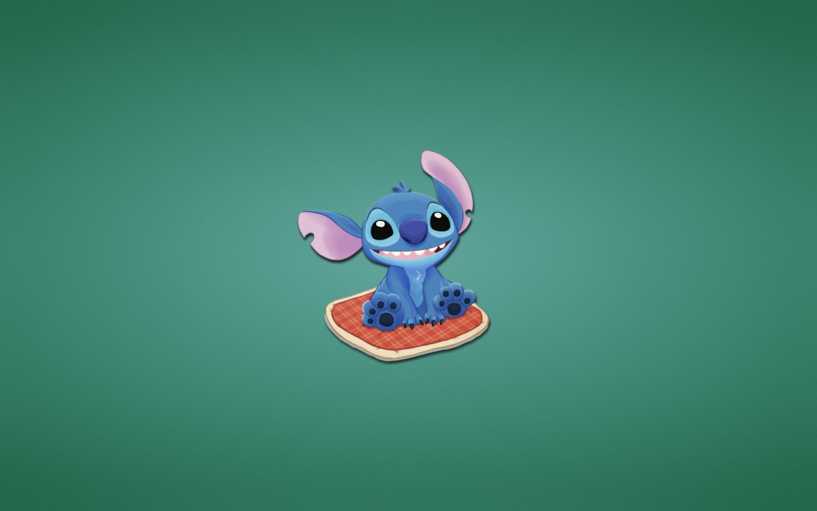 Lilo and Stitch Smile Cartoon