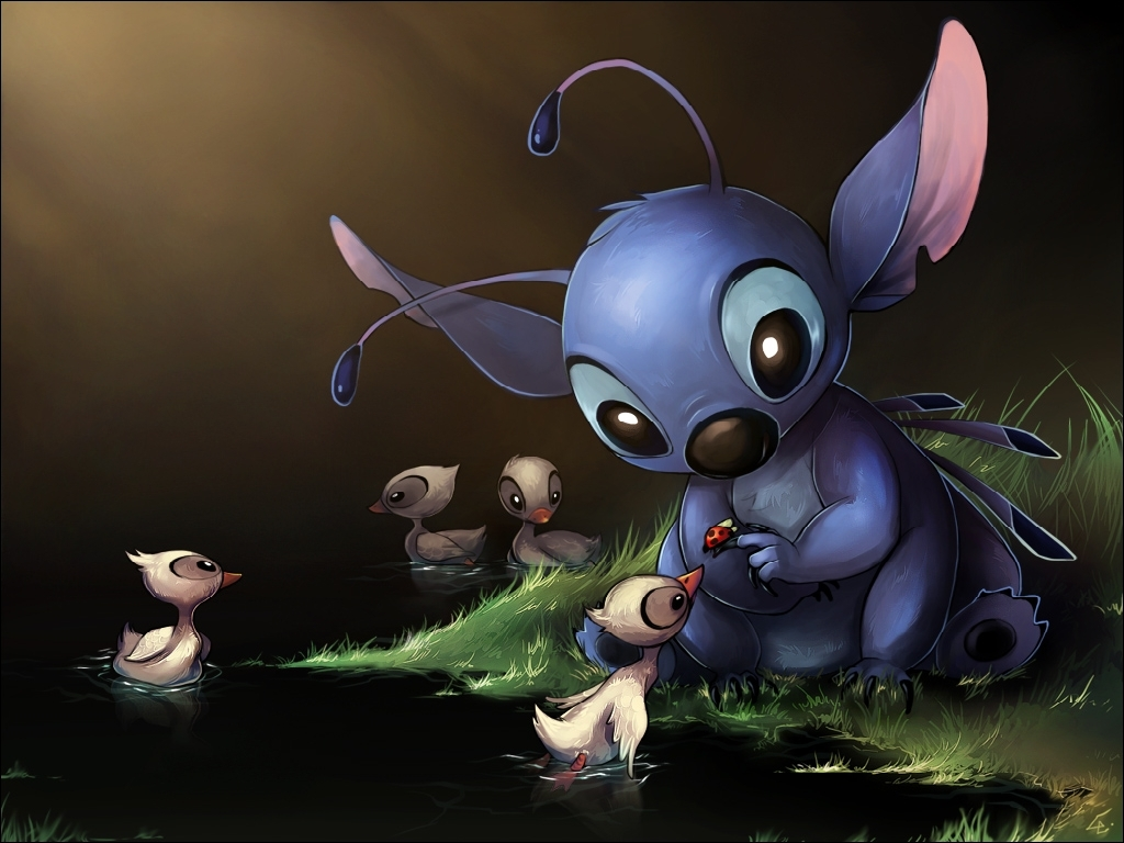 Disney Lilo & Stitch Cartoons