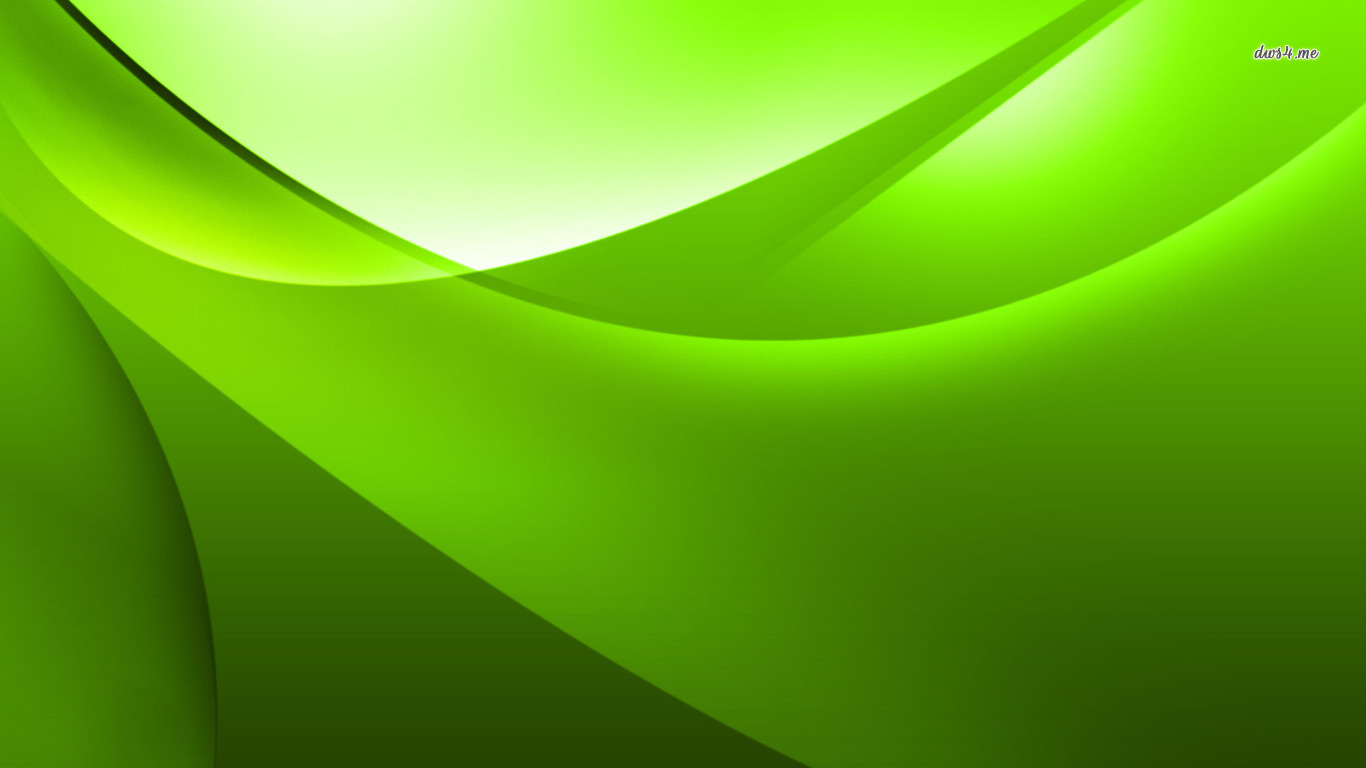 Lime Green Wallpaper 1366x768 57056