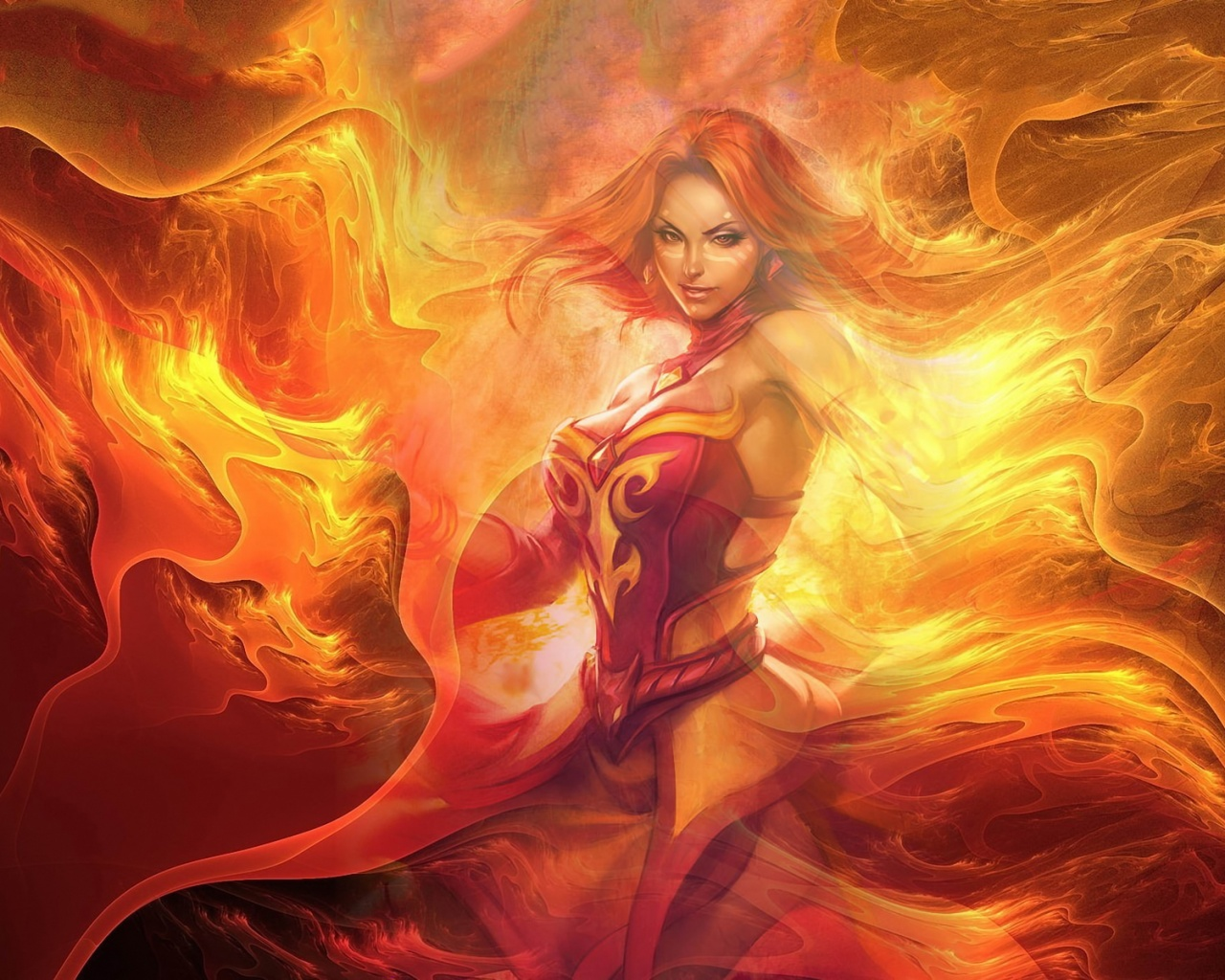 Description: The Wallpaper above is Lina inverse dota Wallpaper in Resolution 1280x1024. Choose your Resolution and Download Lina inverse dota Wallpaper