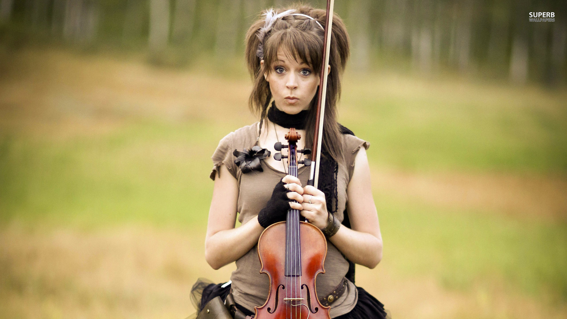 Lindsey Stirling wallpaper 1920x1080
