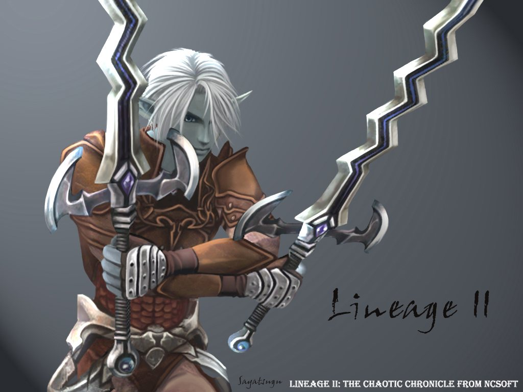 Lineage 2 Chronicle Wallpaper 1024x768 25696
