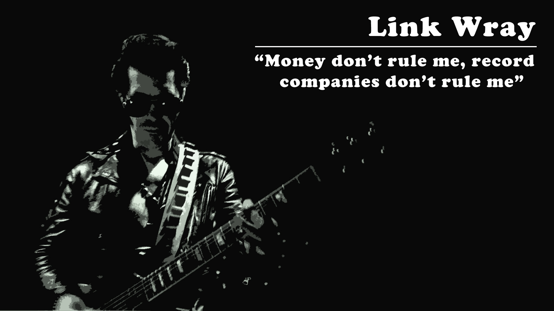 Link Wray Wallpaper ...