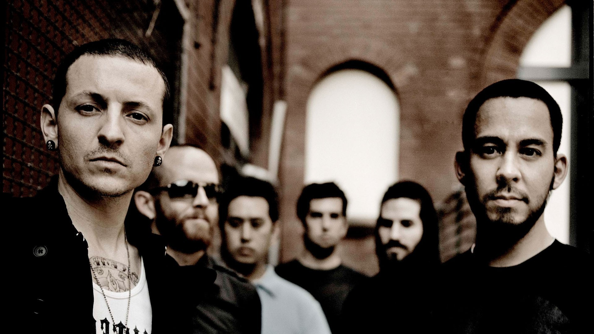 "linkin park essay Final unit 1 draft 2/8/2011 ""god save us everyone we're a broken people living under loaded gun, and we can't be outfought we can't be outrun, we can't be."