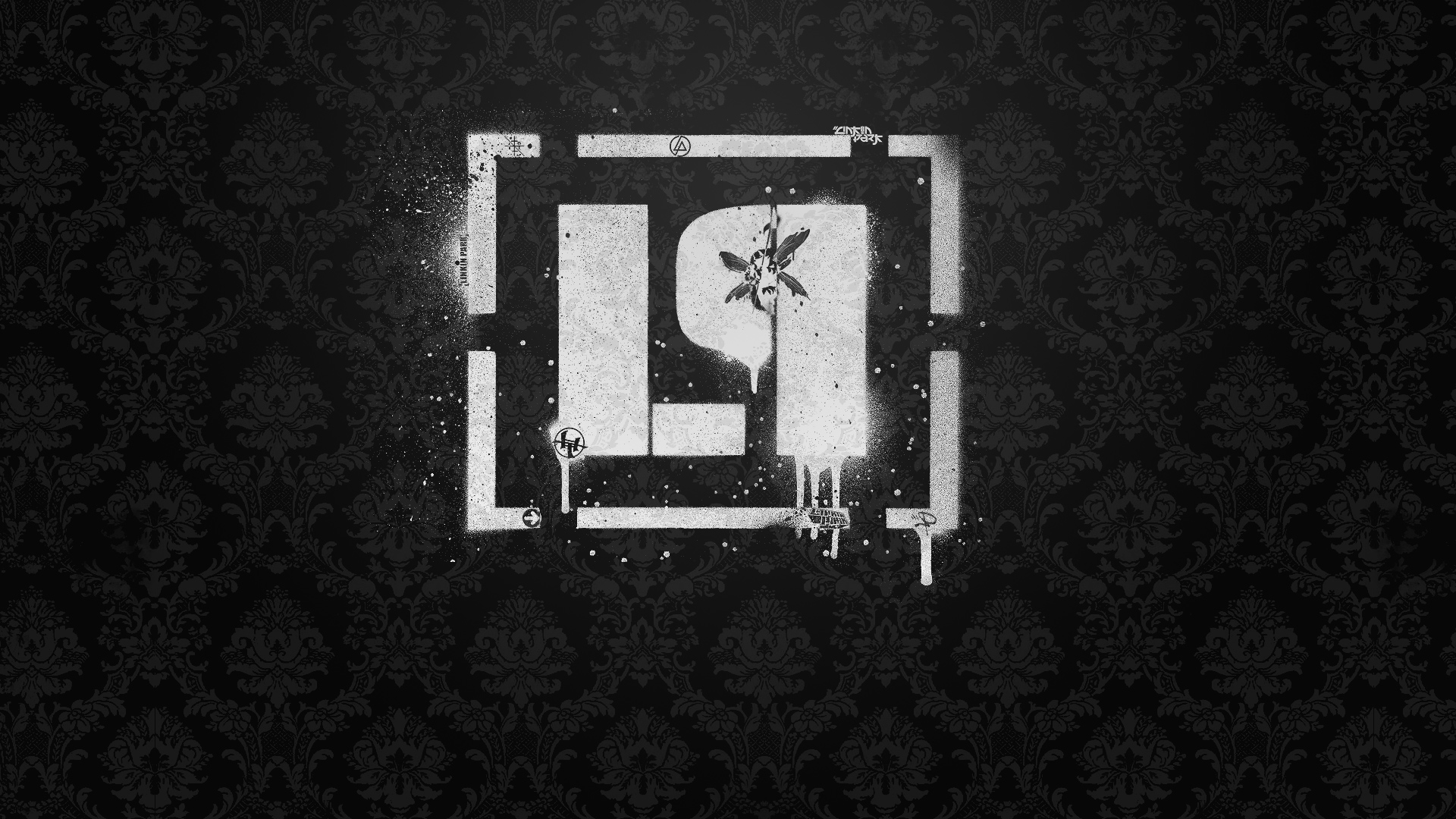 Linkin Park Logo 1920x1080
