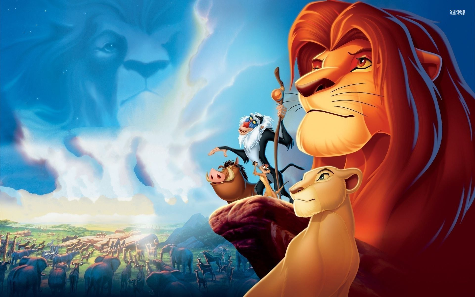 Lion King wallpaper | ...