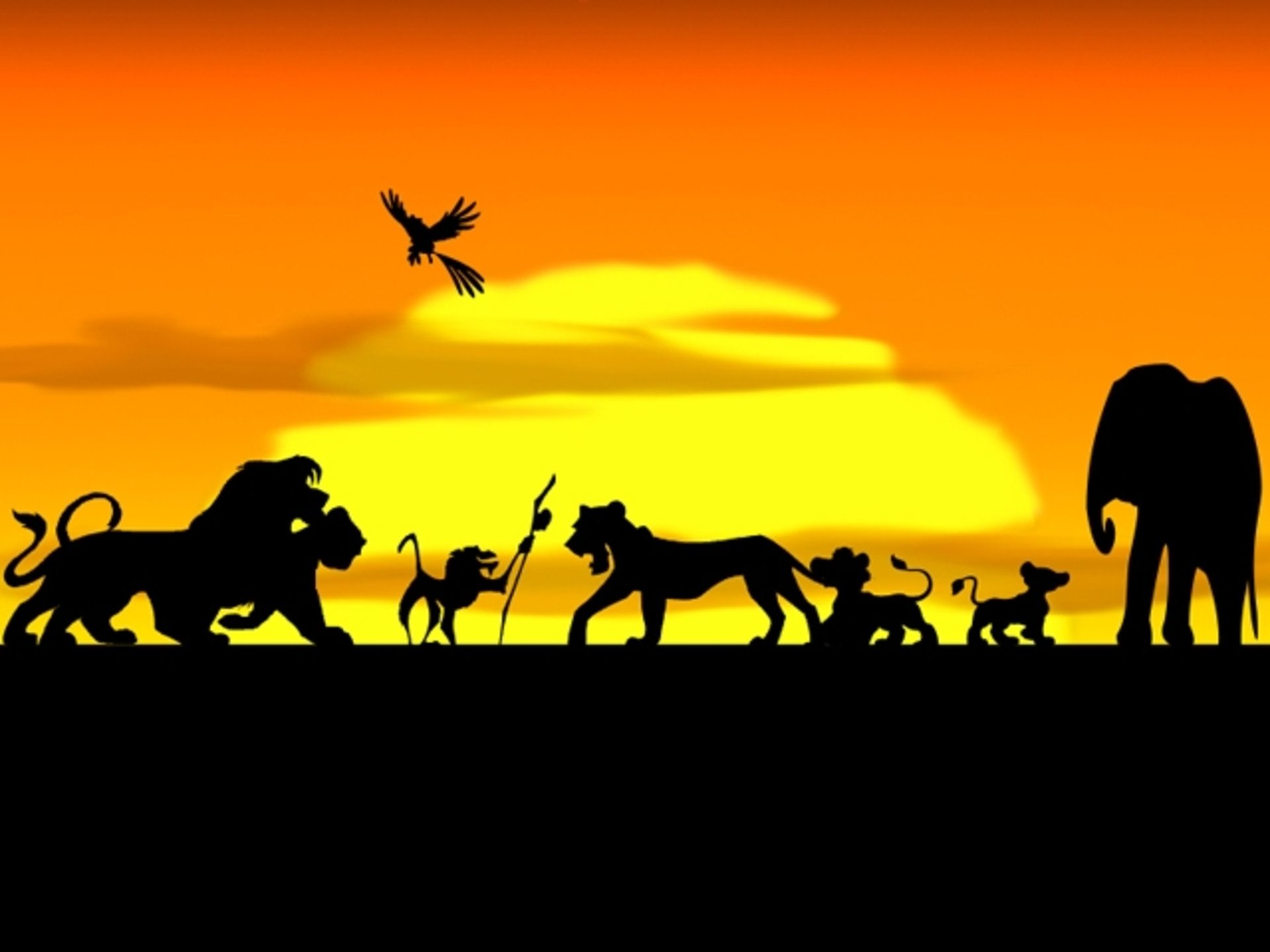 HD Wallpaper | Background ID:338882. 1920x1440 Movie The Lion King