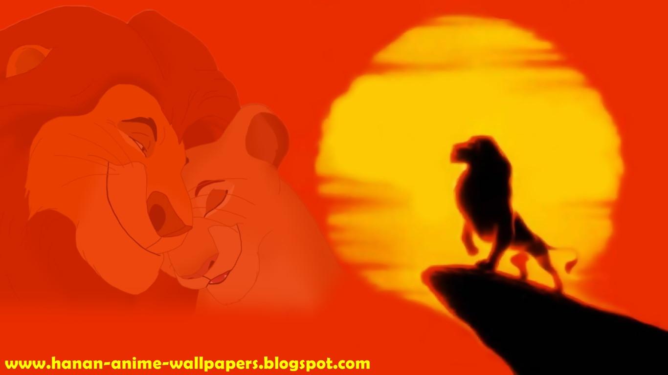 Lion King Wallpaper 1366x768 39030