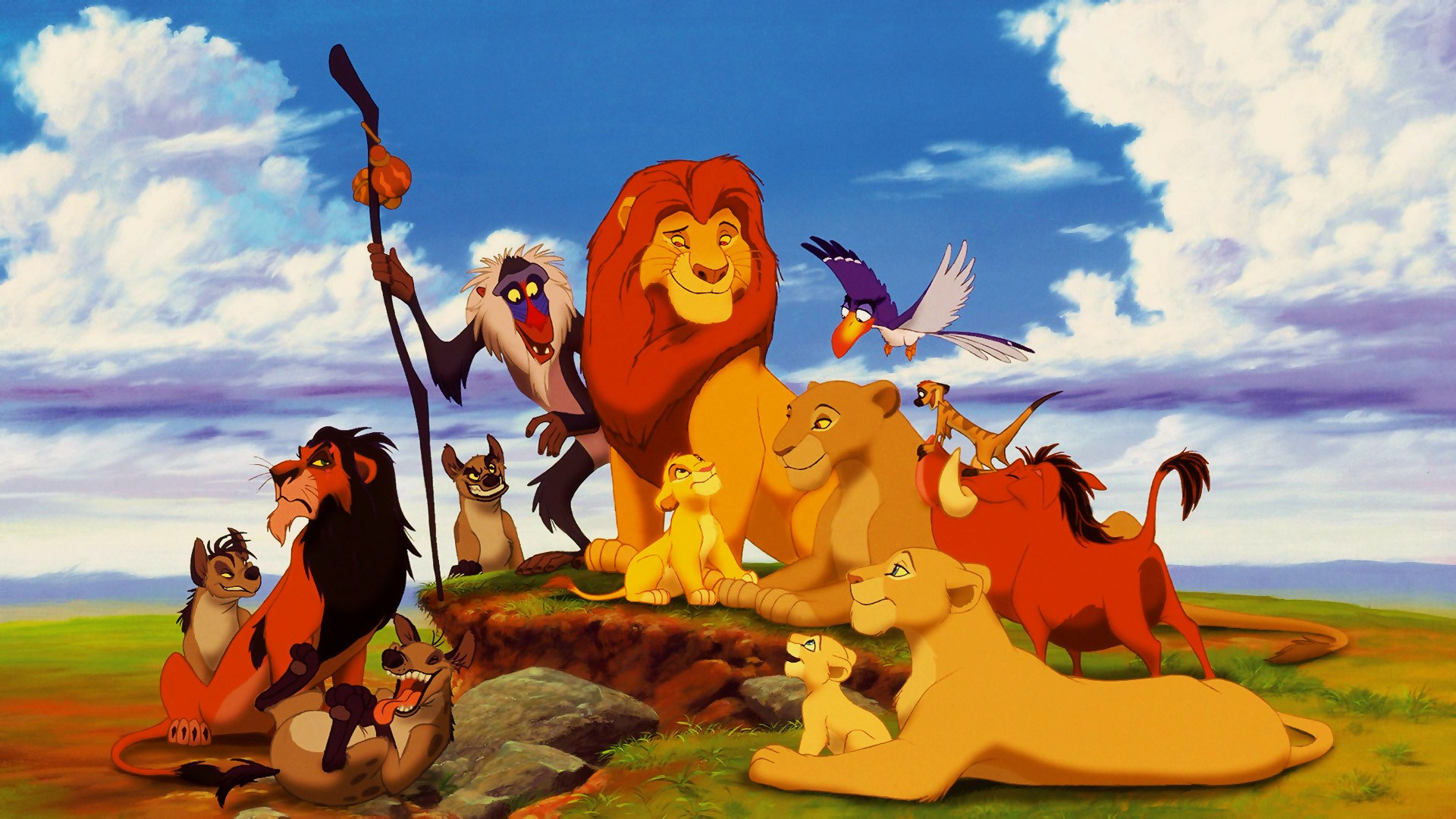 The Lion King download free for desktop