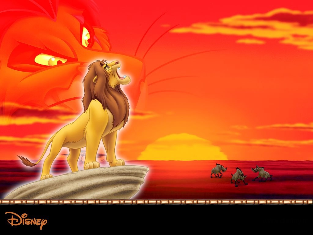 Lion King Wallpaper