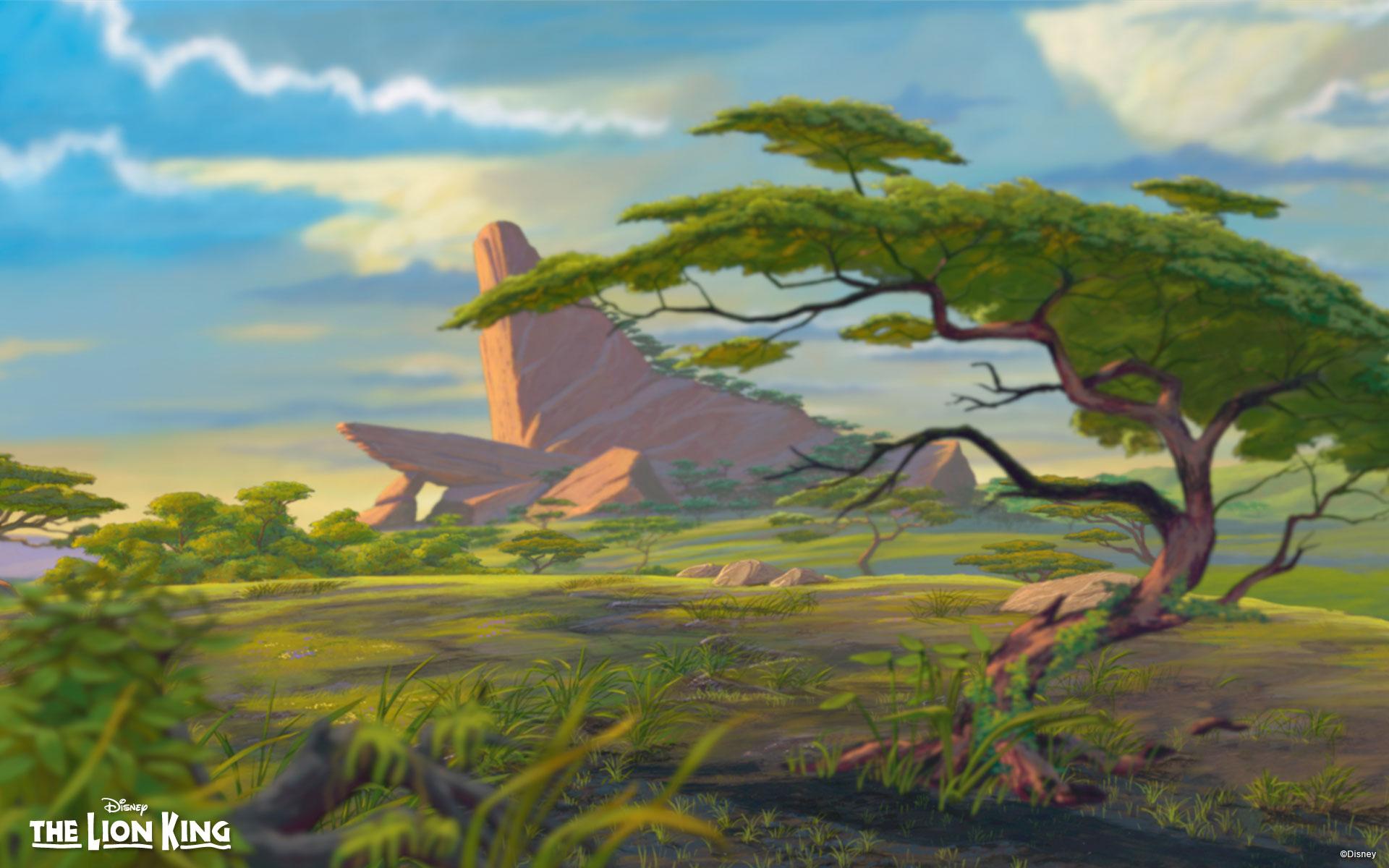 Walt Disney Characters Walt Disney Wallpapers - The Lion King