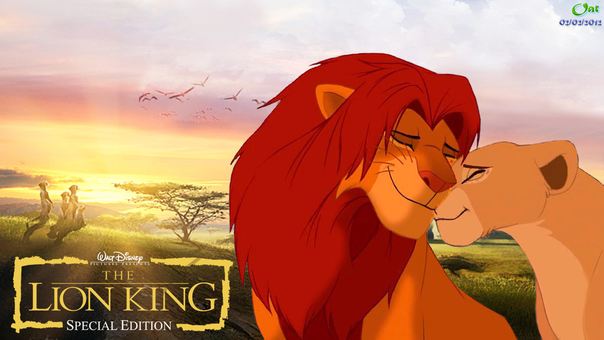 The Lion King Simba Wallpaper HD For Windows