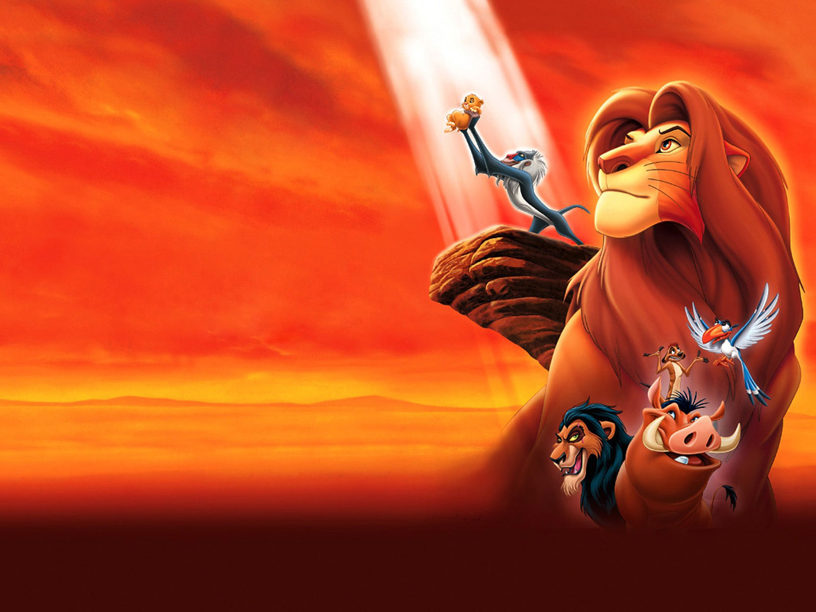 HD Wallpaper | Background ID:474231. 1600x1200 Movie The Lion King