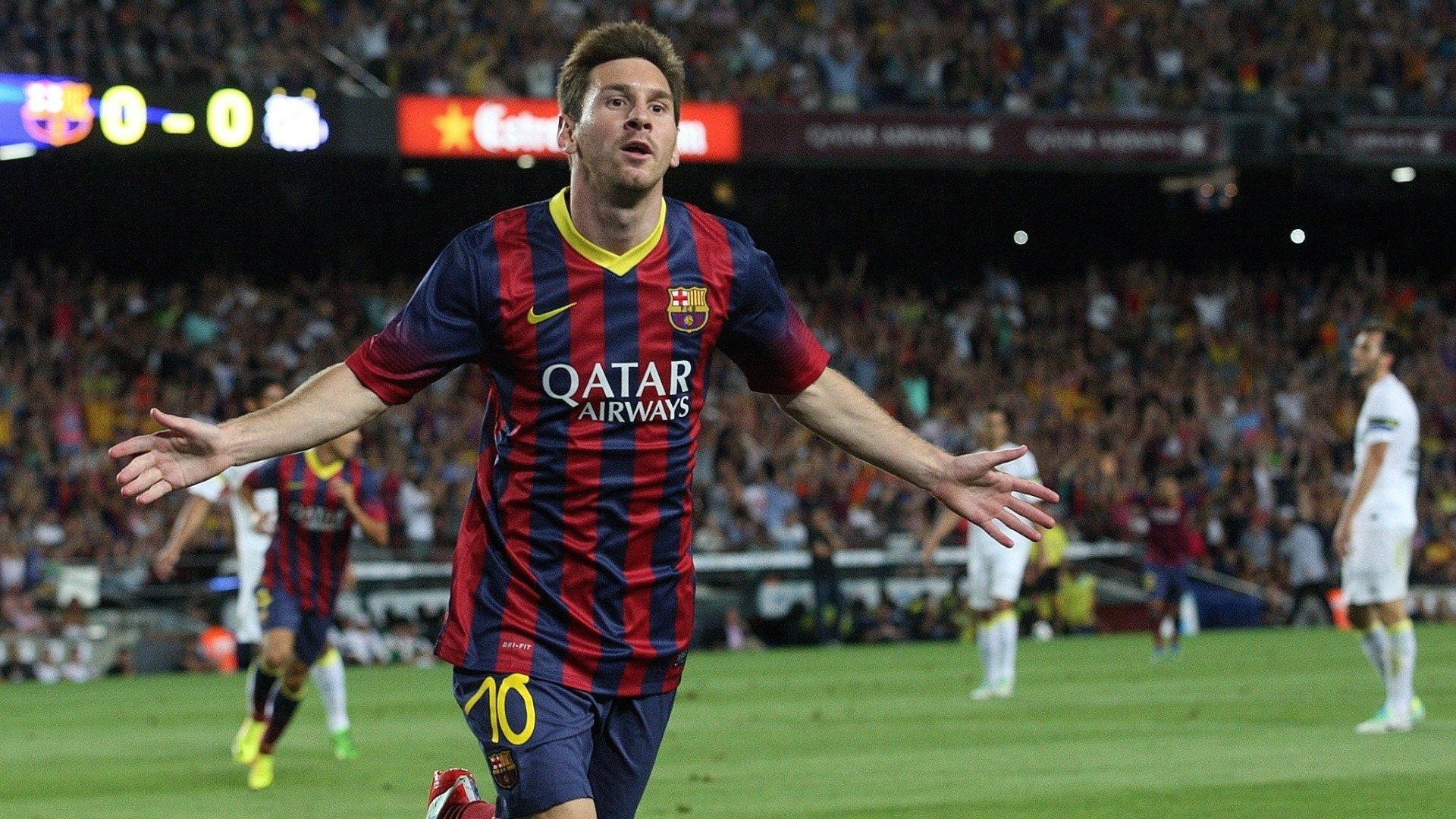 Lionel Messi, A classic player