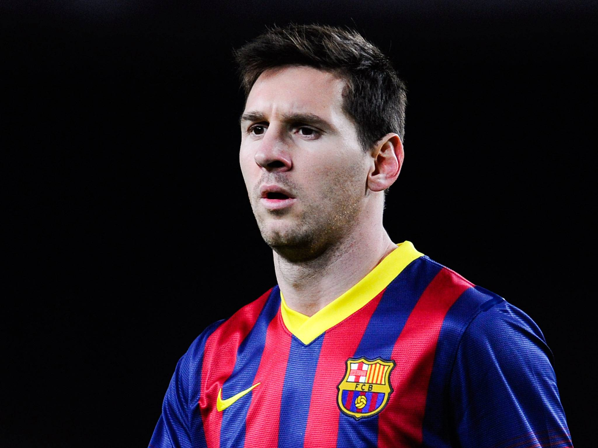 Image for Lionel Messi 2014 Hd Background Wallpaper 24 HD Wallpapers