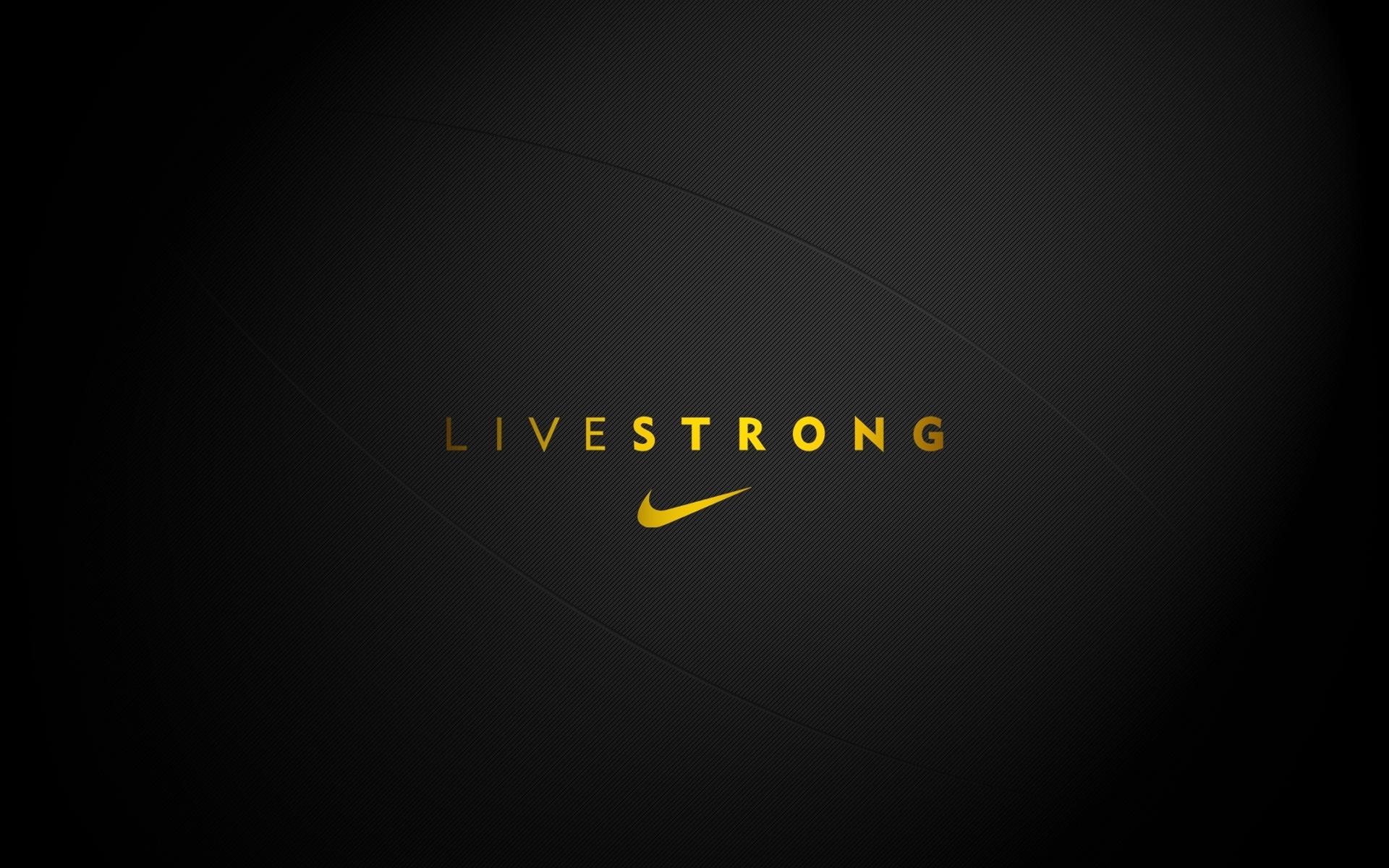 Nike Livestrong Wallpaper