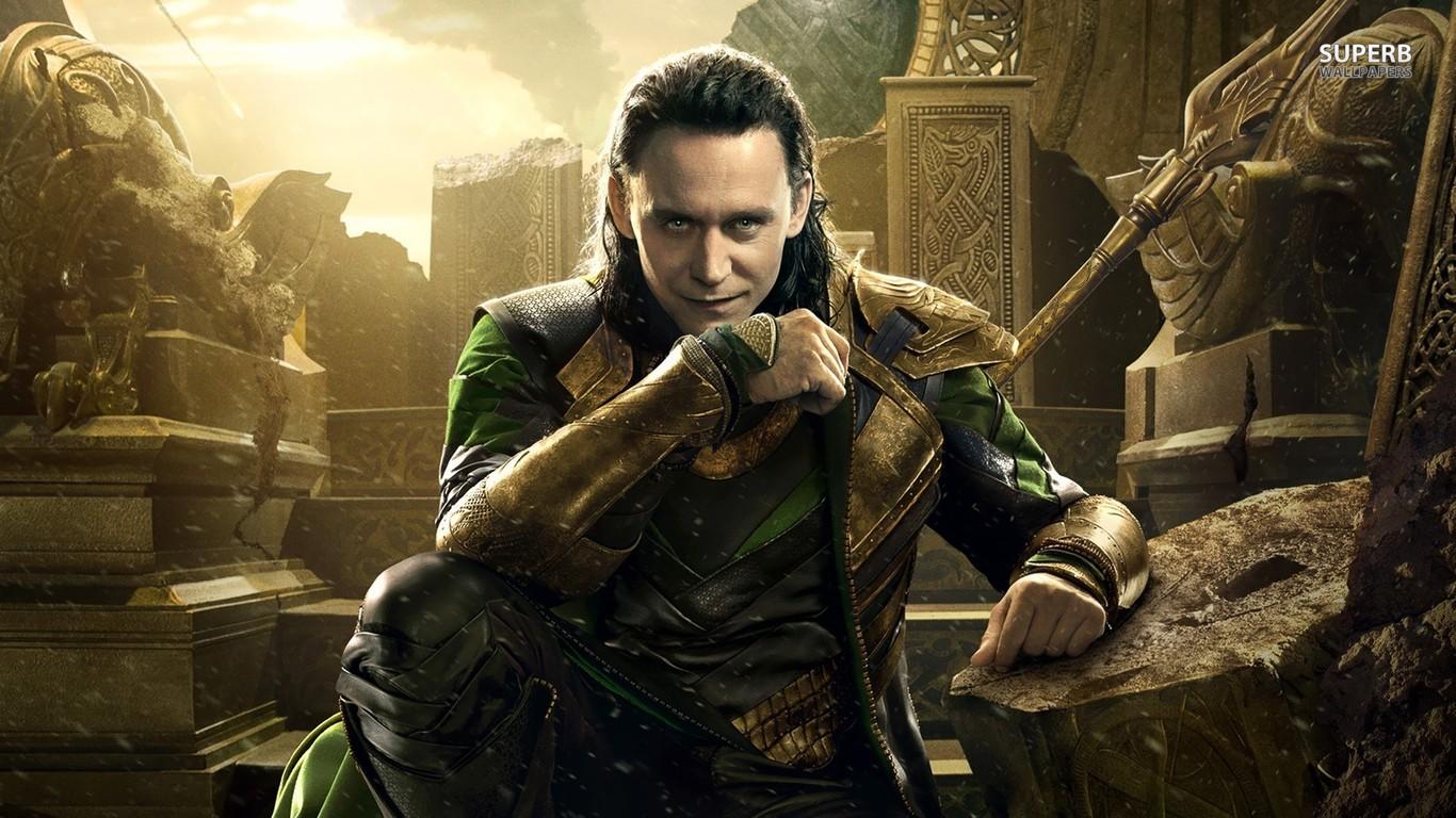 Loki Wallpaper 1366x768 71248