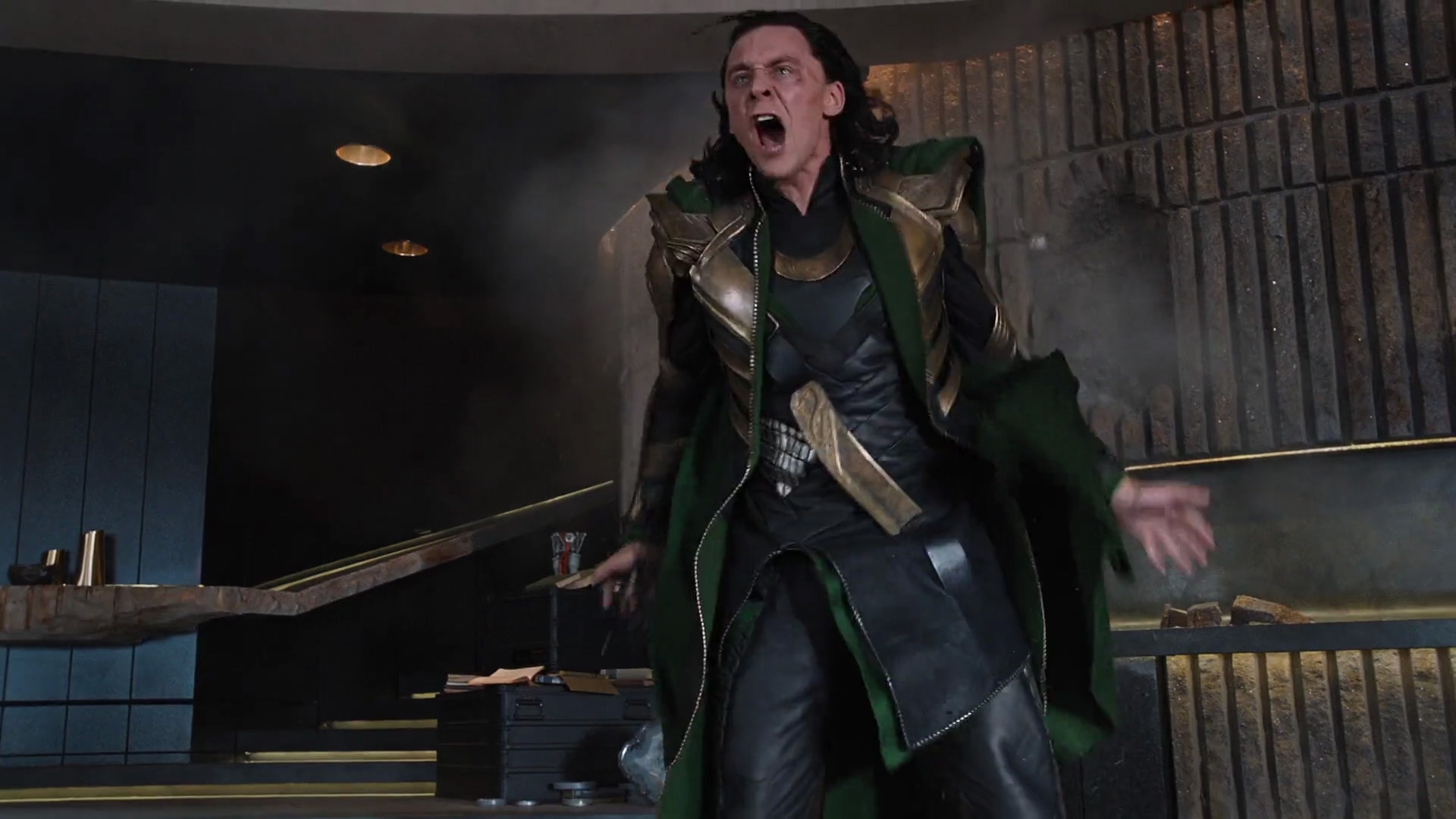 The Avengers The Avengers Climax - Loki