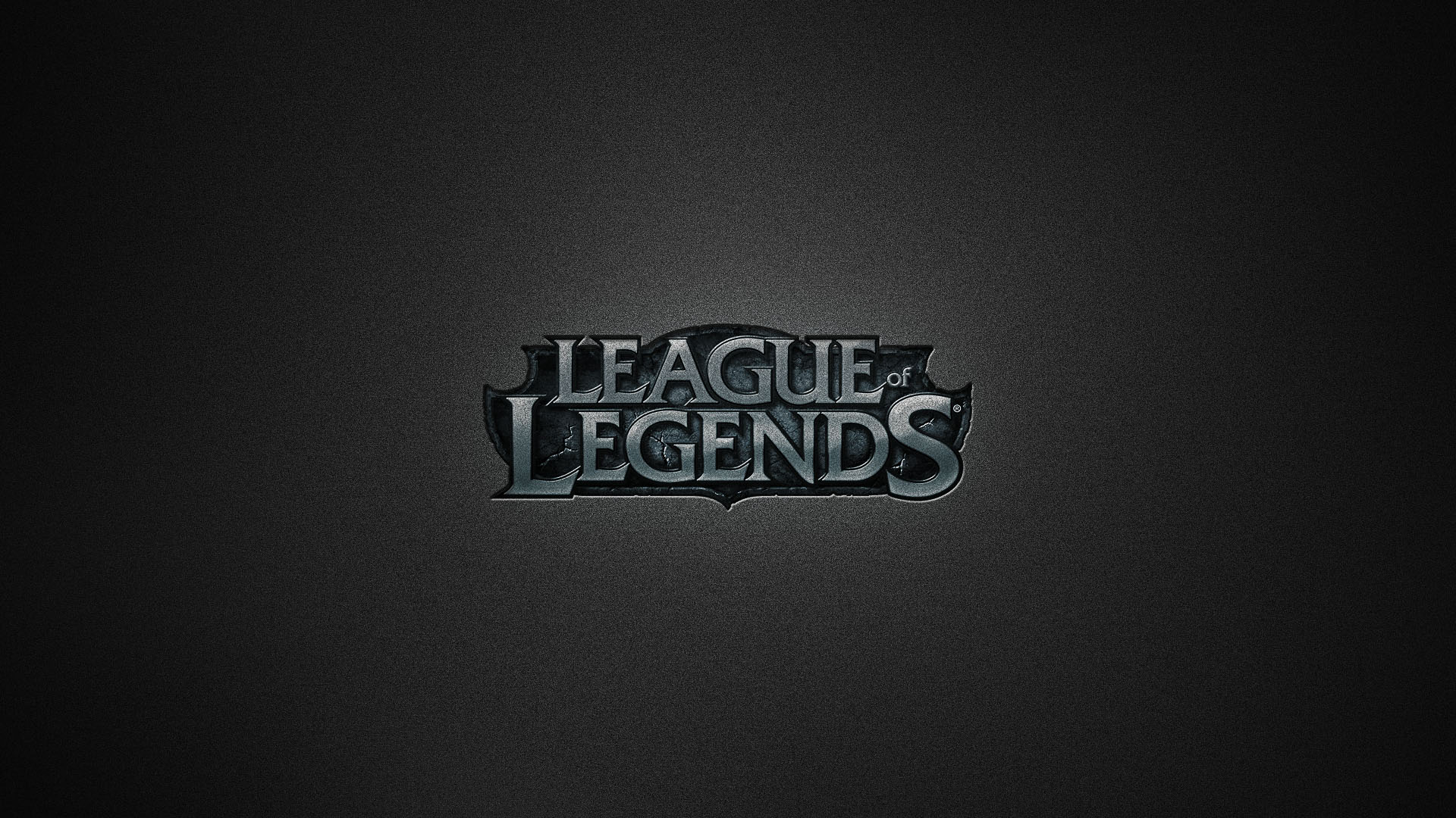 LoL Logo Wallpaper