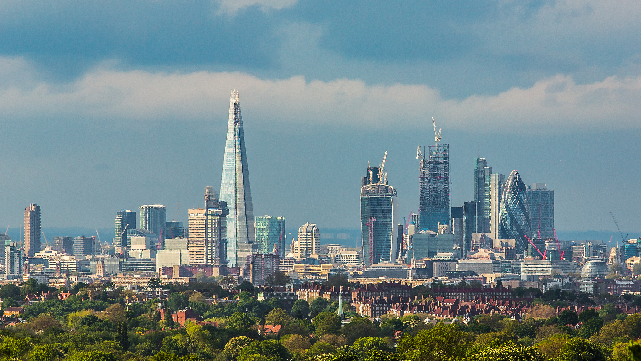 Let's make London the world's first National Park City