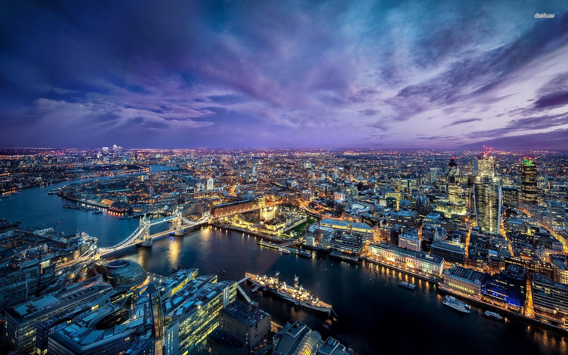 ... London lights wallpaper 1920x1200 ...