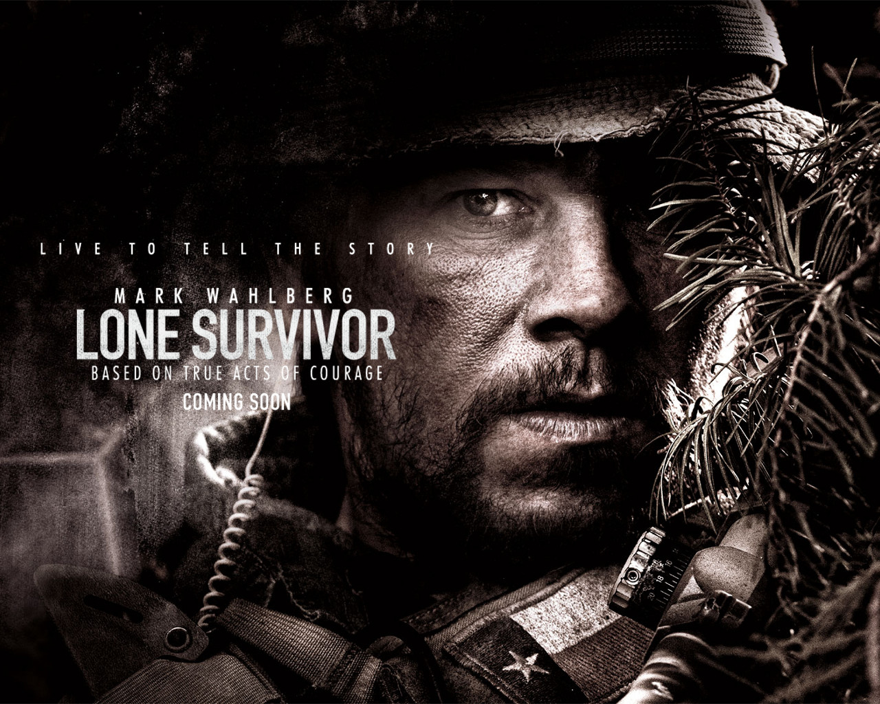 Lone Survivor Wallpaper