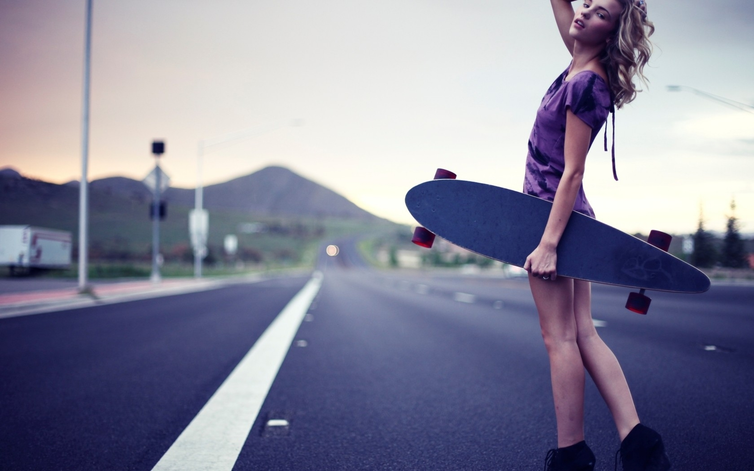 Longboard Wallpaper