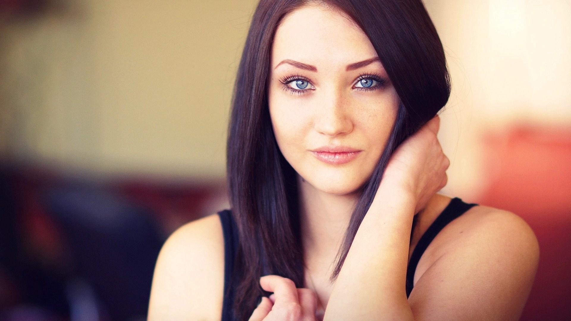 Look Girl Portrait