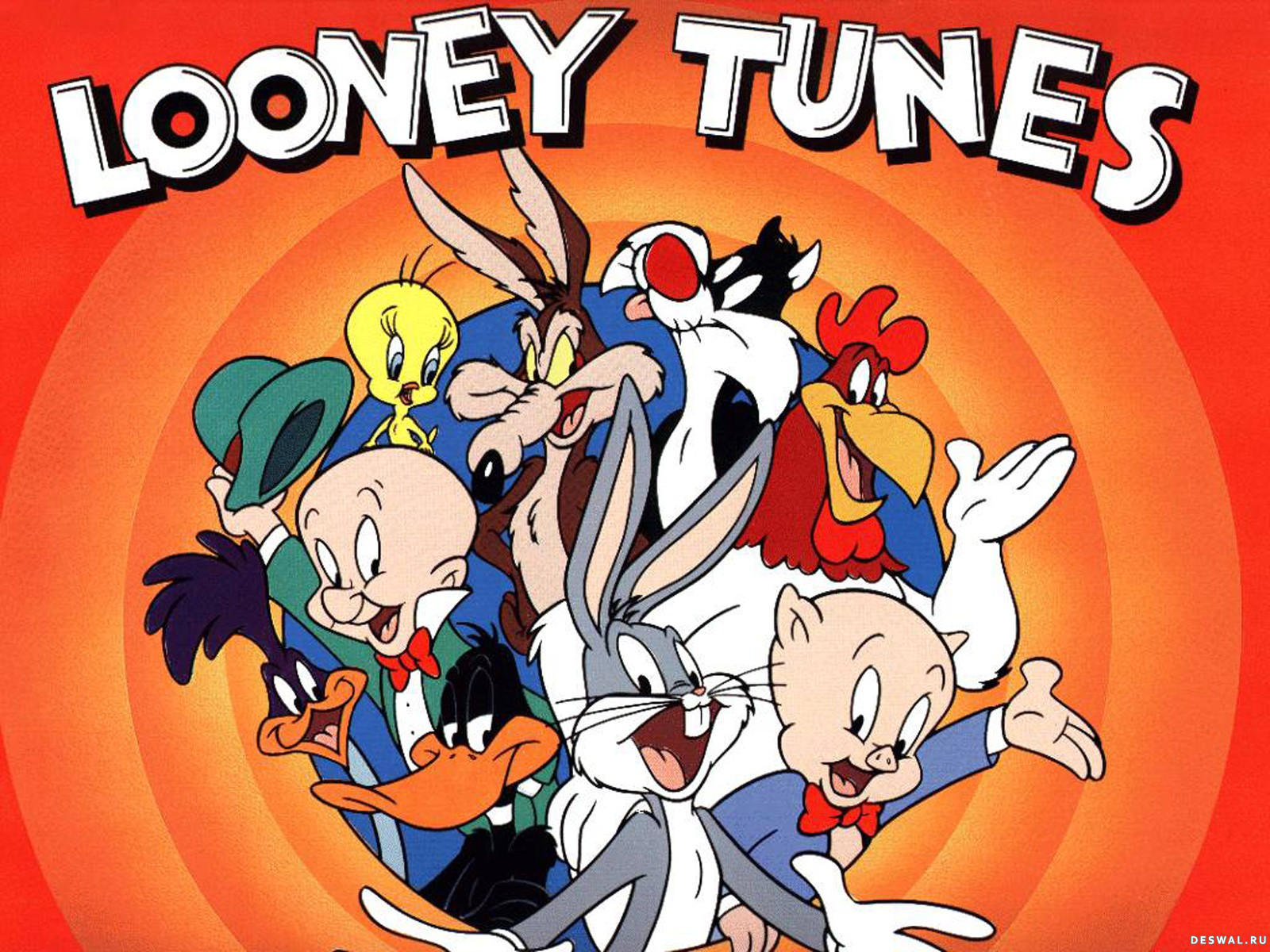 HD Wallpaper | Background ID:446784. 1600x1200 Cartoon Looney Tunes
