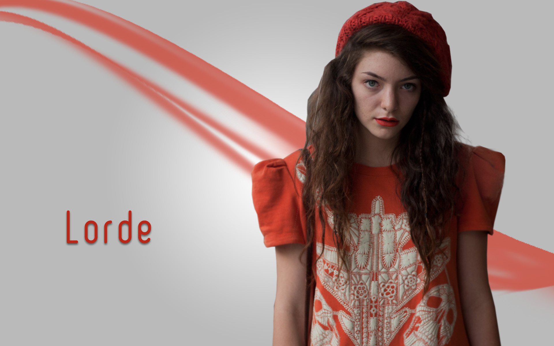 View And Download Lorde HD Wallpapers ...