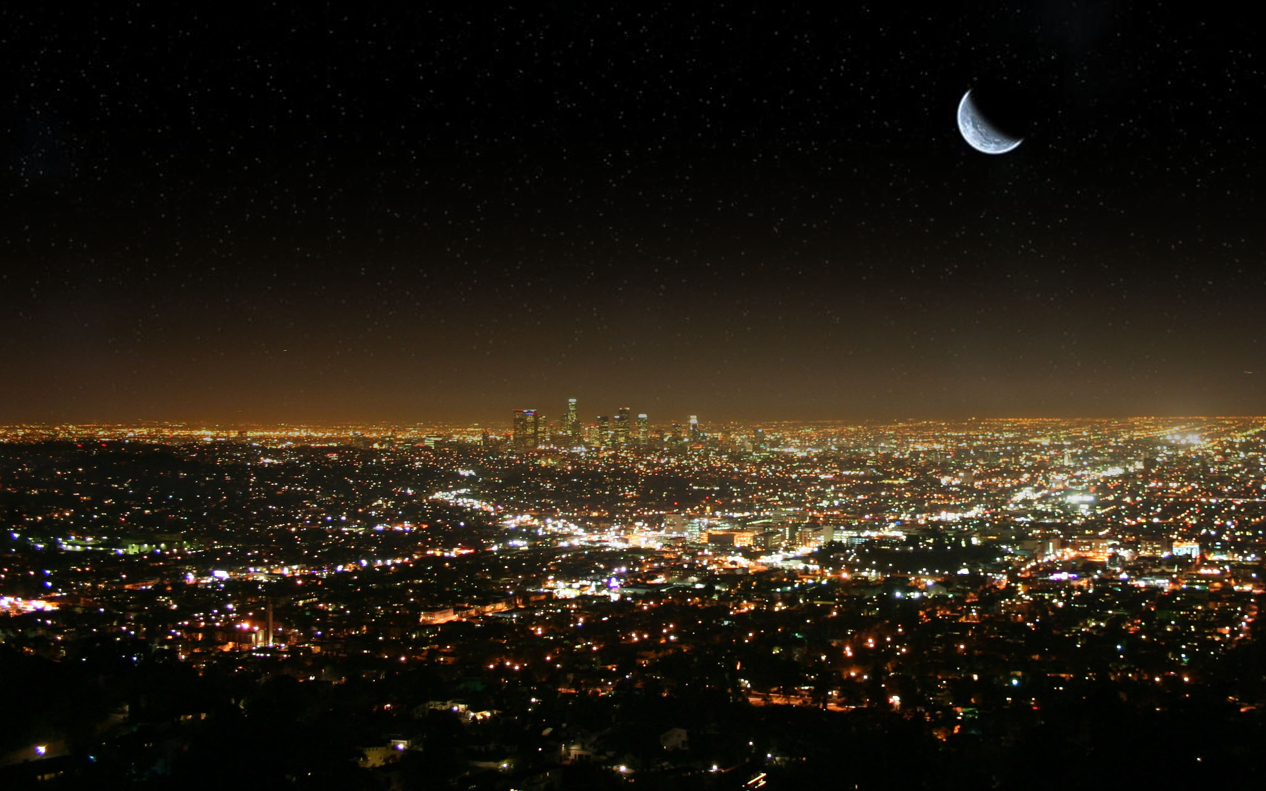 Los Angeles HD Wallpaper ...