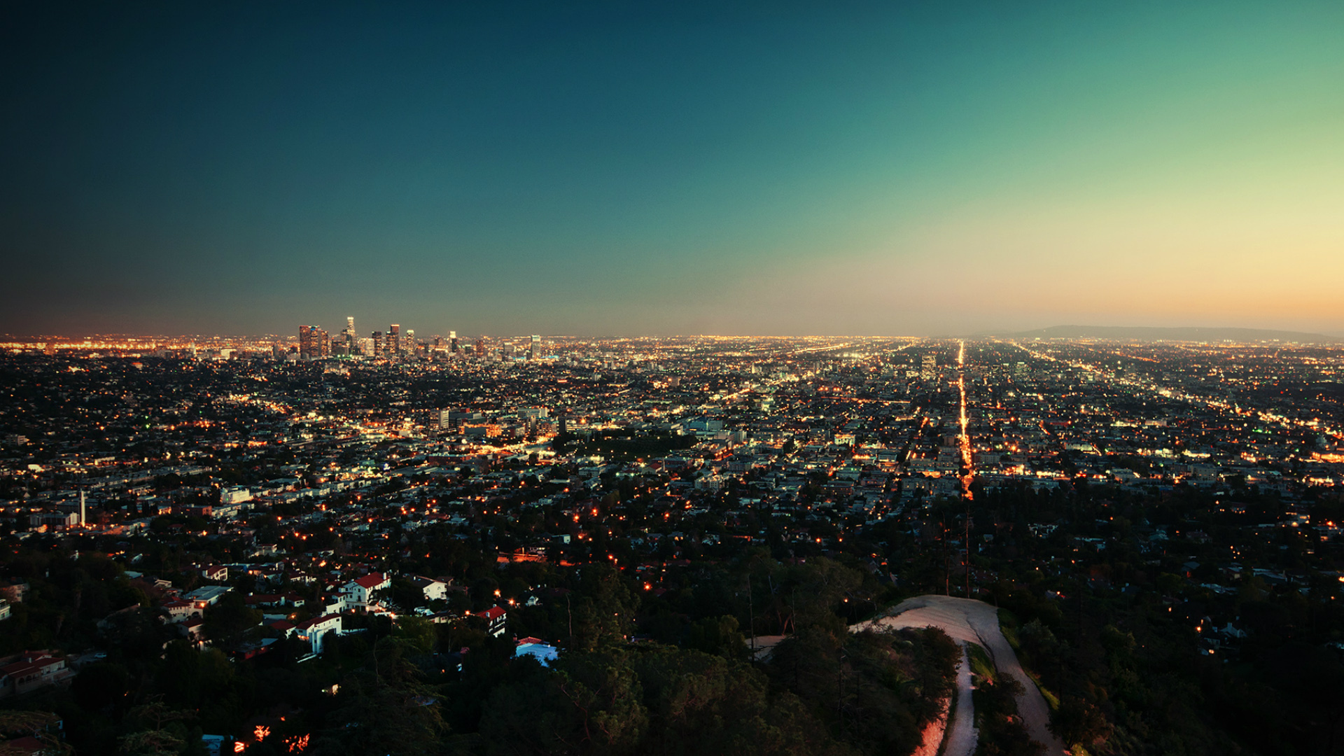 Stunning Los Angeles Wallpaper 21308
