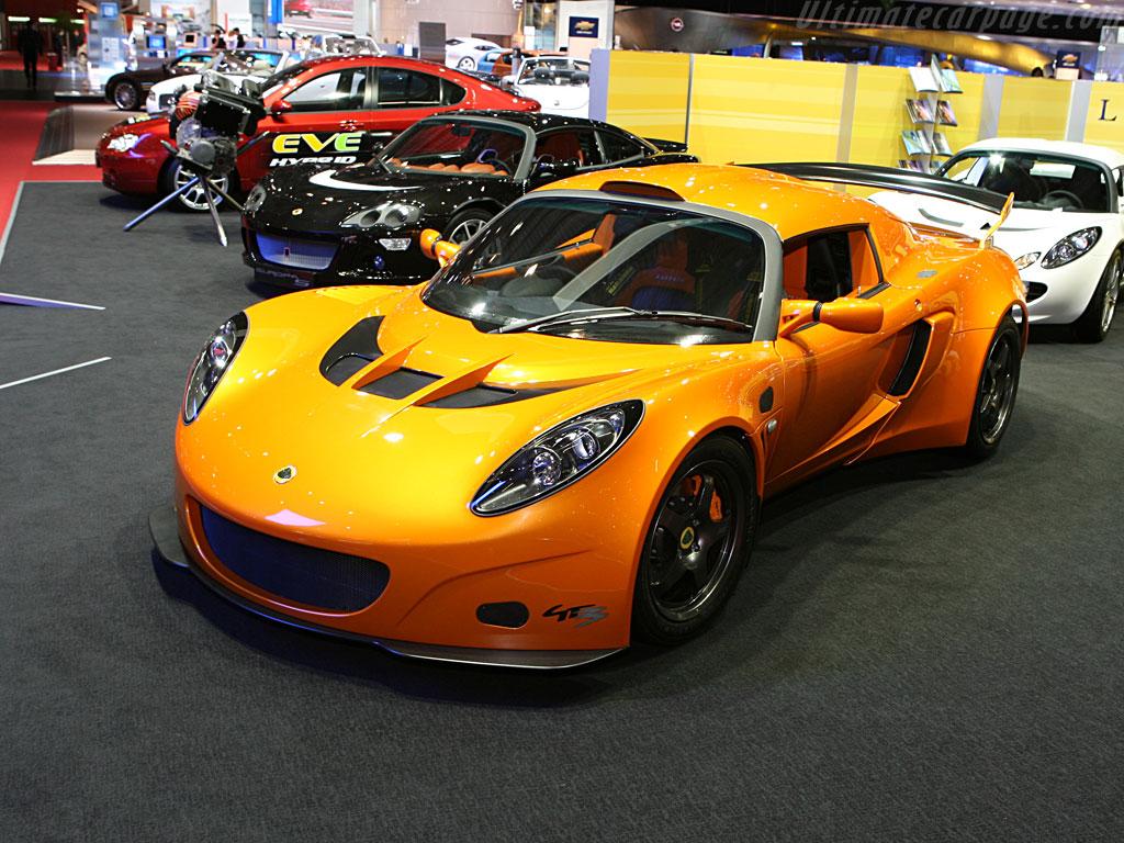 Lotus Exige Gt3 Concept High