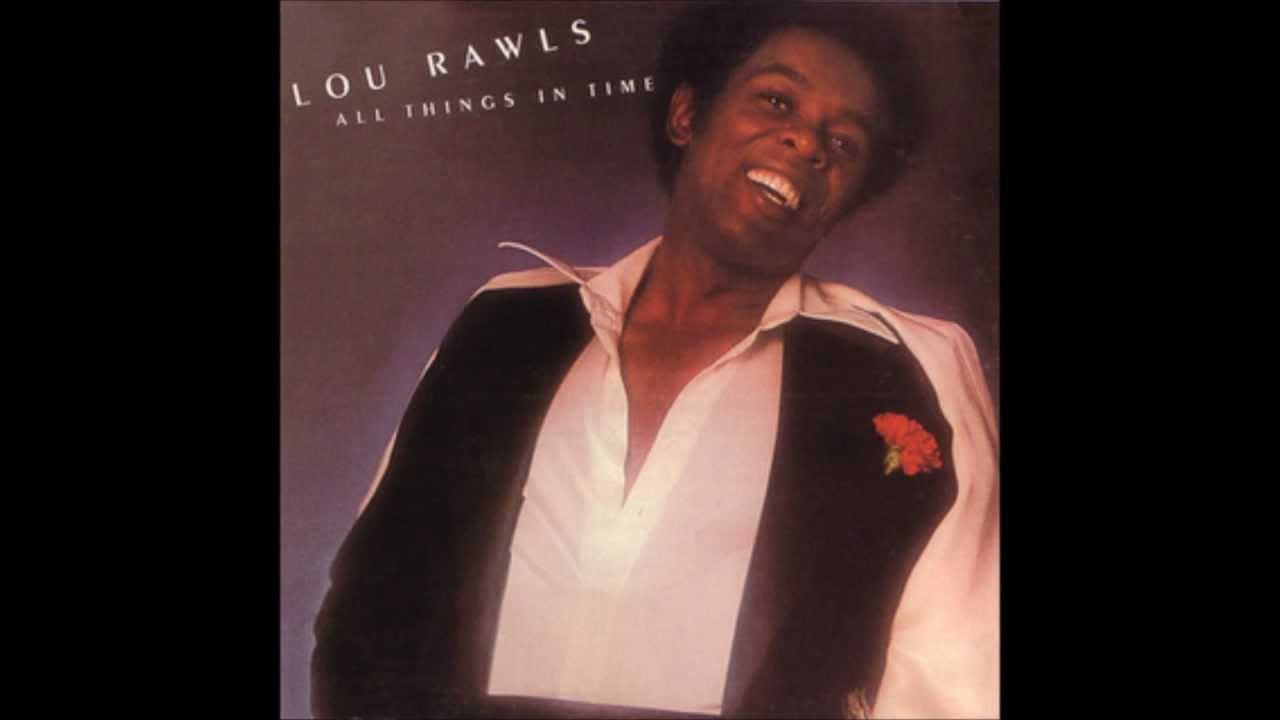 Time by Lou Rawls