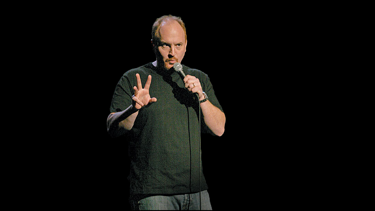 Louis C.K thinks he's a Cop
