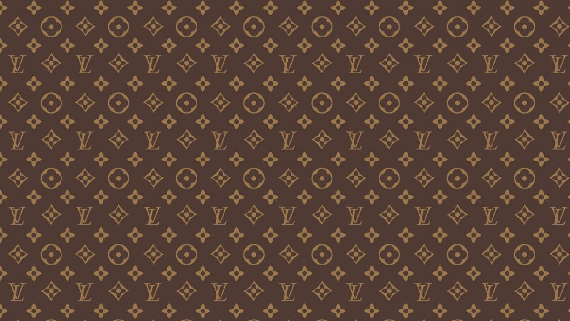 Louis vuitton name wallpaper