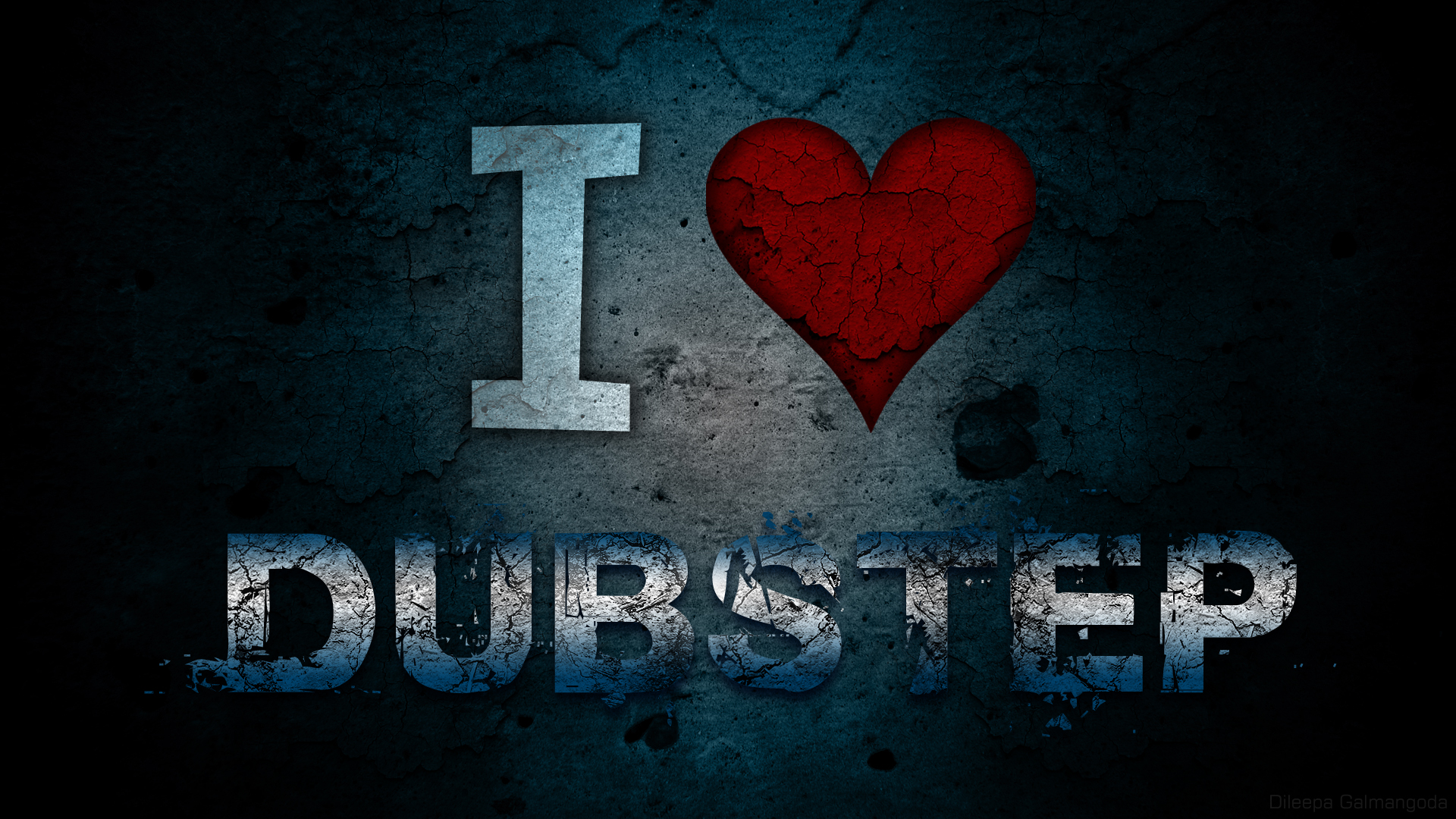 Love Dubstep Wallpaper