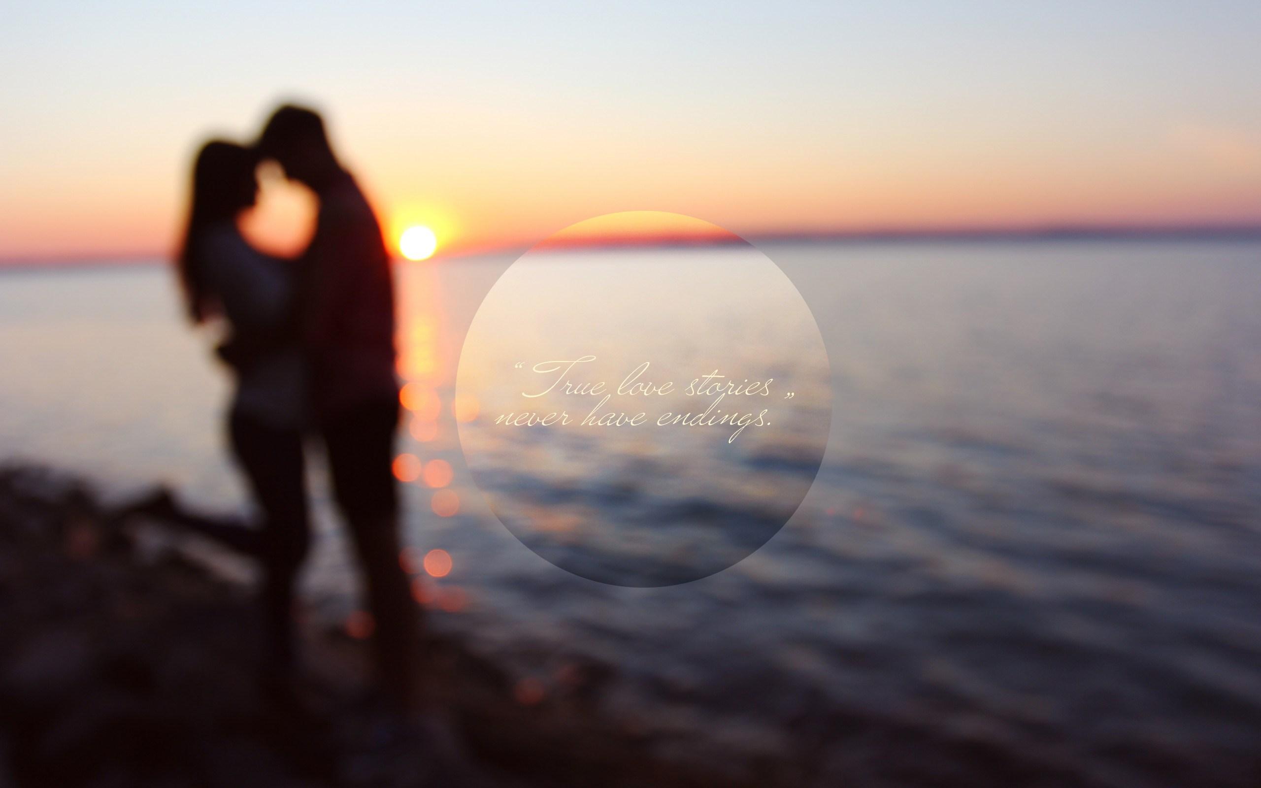 Love Girl Boy Couple Beach Romantic Sunset