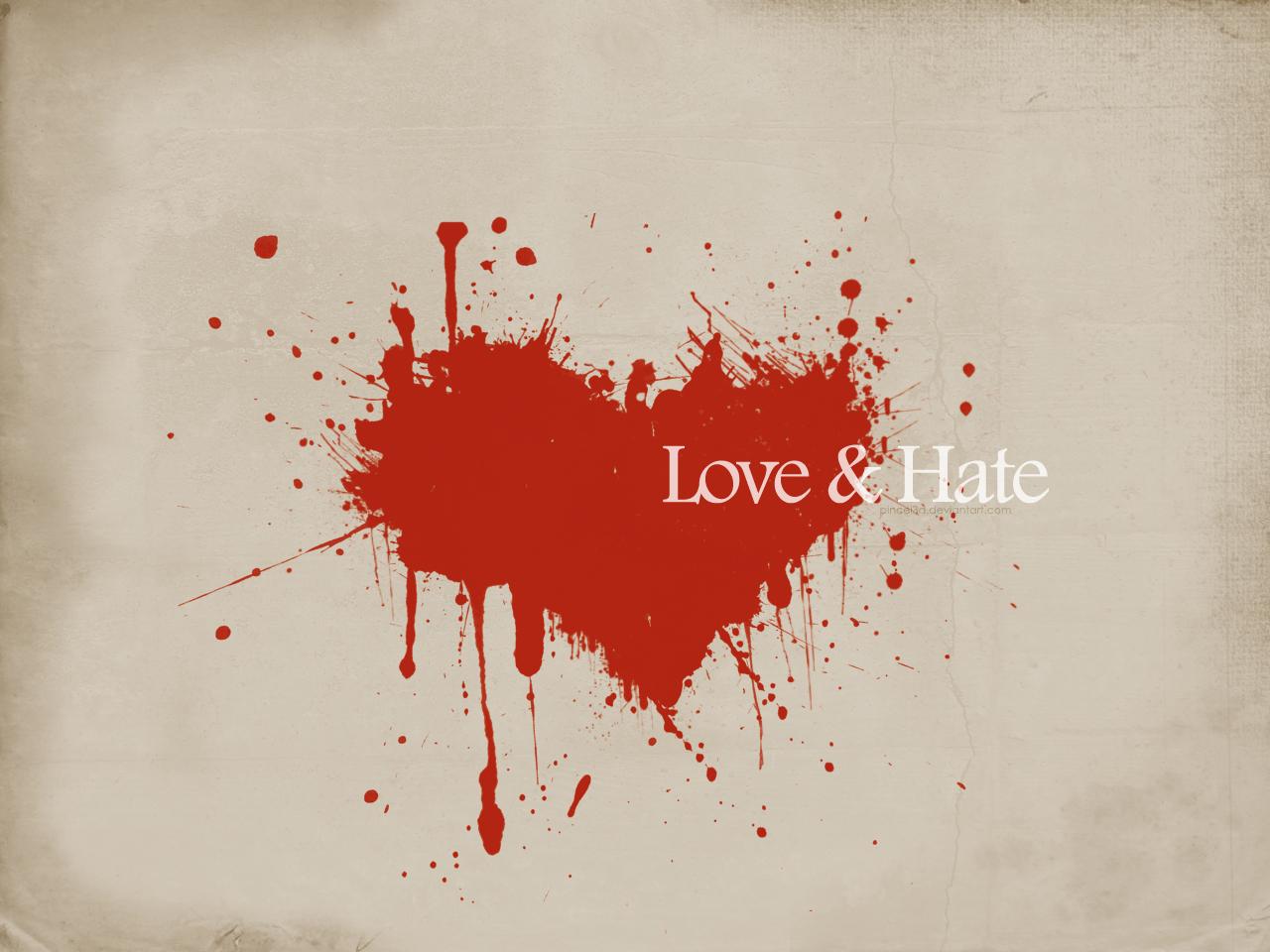 Love hate
