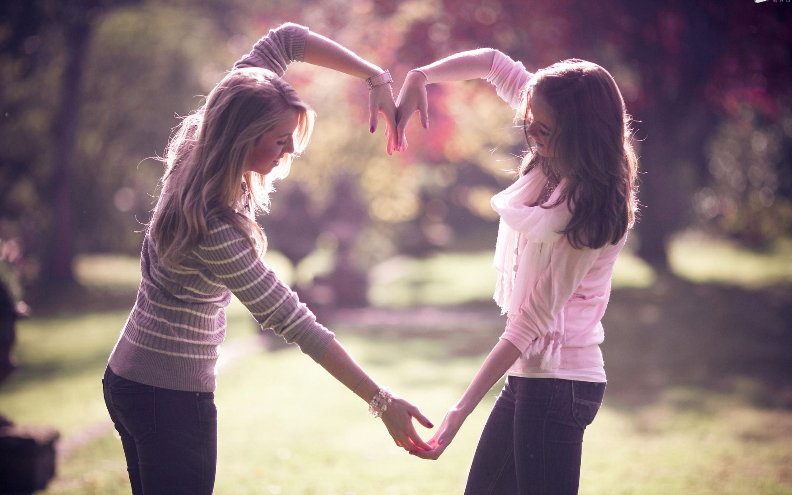 Love Heart Friends