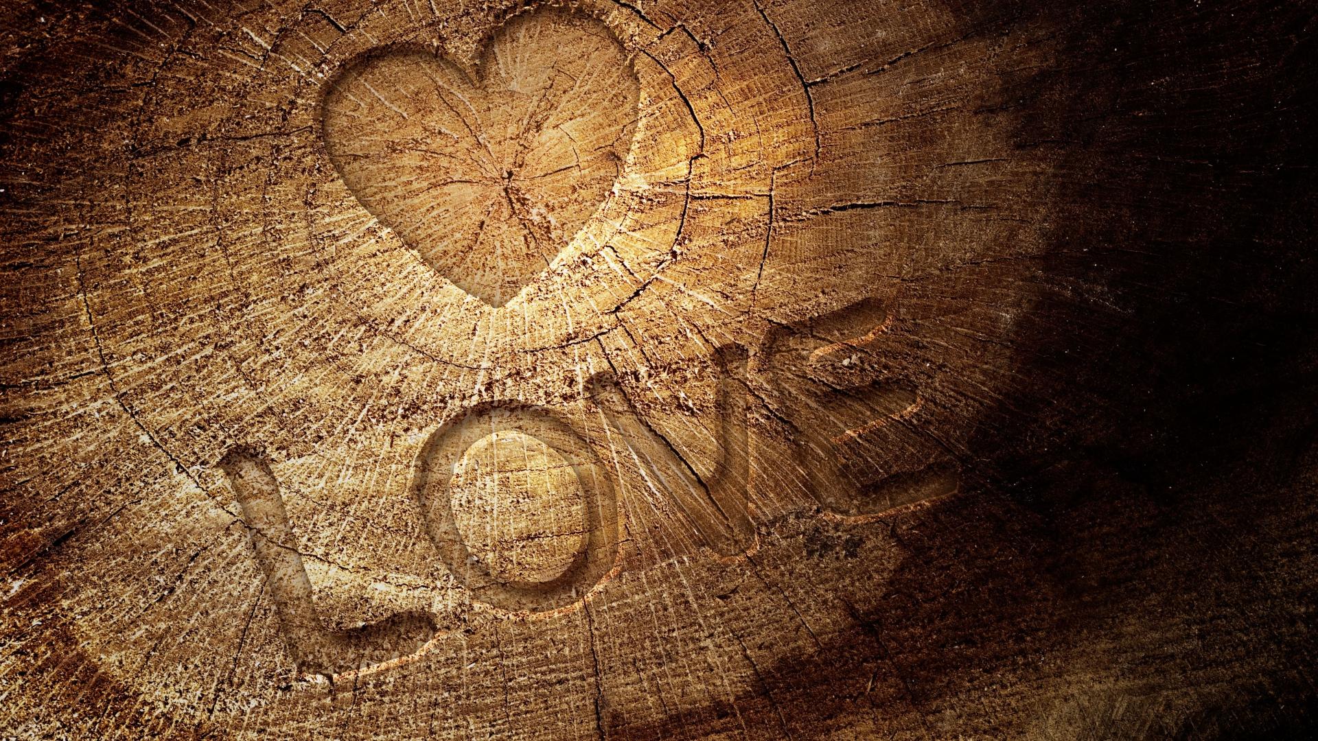 Love Letter Wood