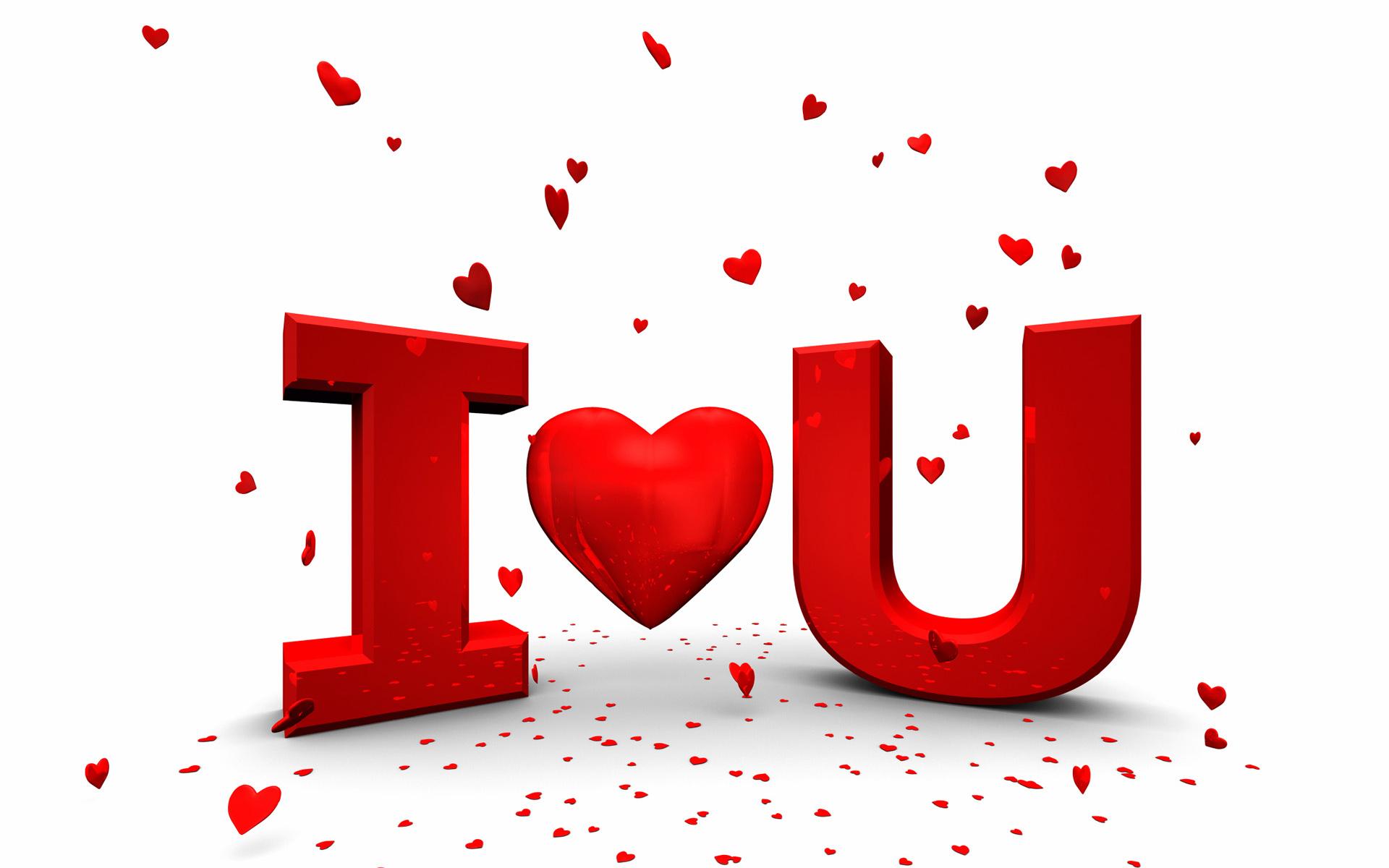 I LOVE YOU HD