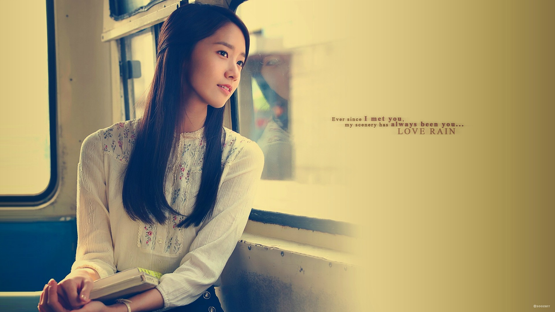 Love Rain Wallpaper Yoona Wallpapers 1920x1080px
